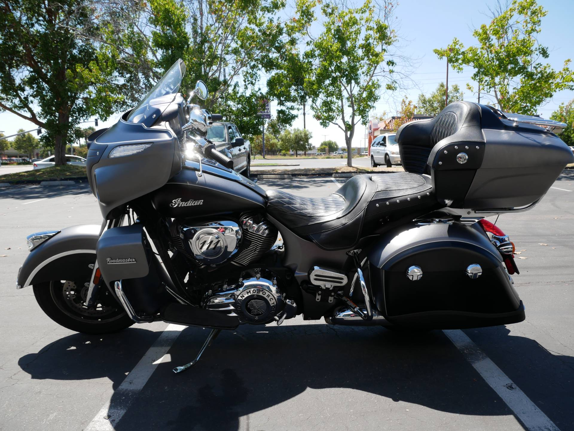 2019 Indian Roadmaster® ABS in San Diego, California - Photo 17