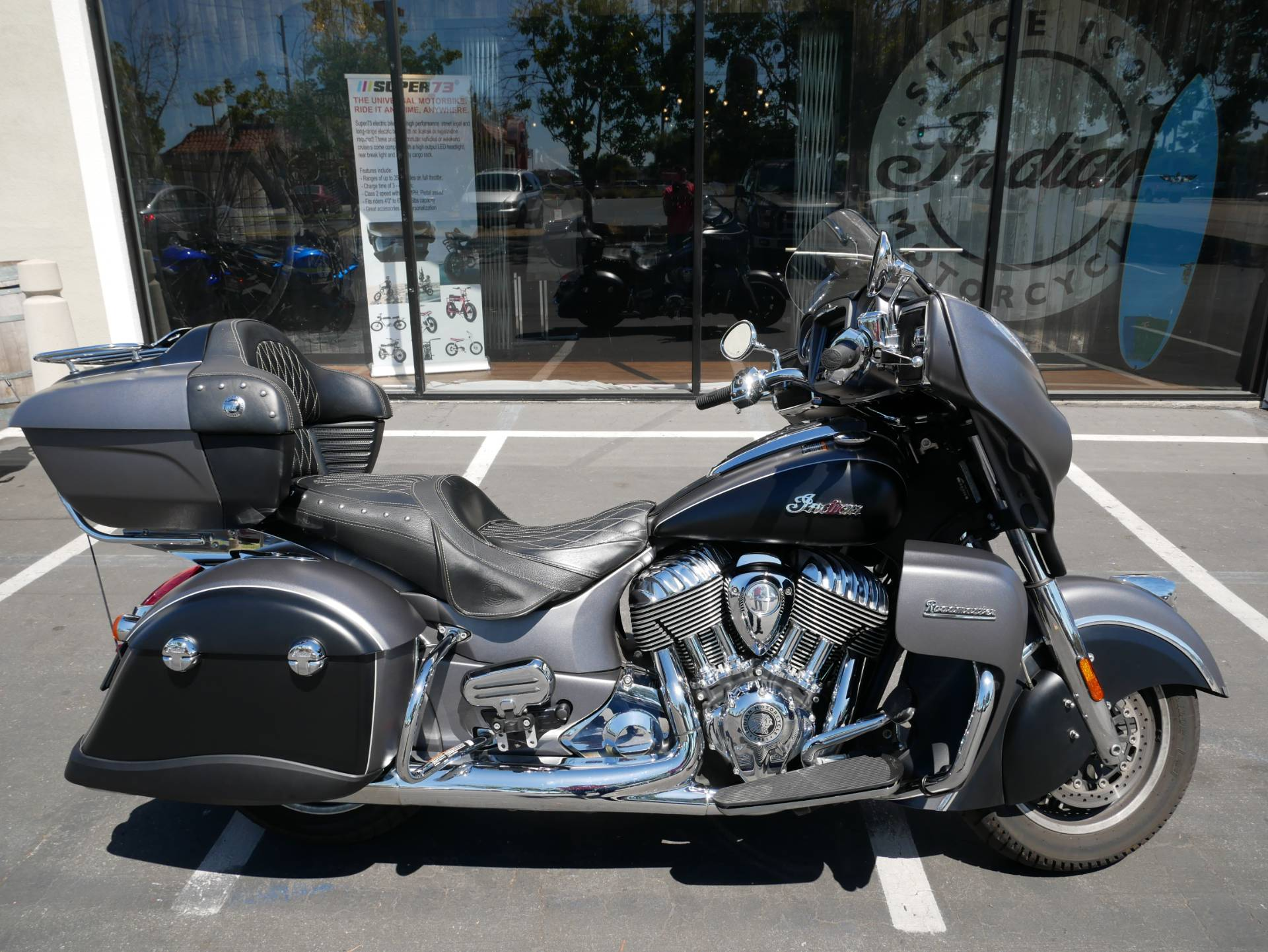 2019 Indian Roadmaster® ABS in San Diego, California - Photo 5