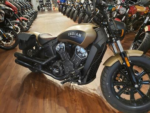 2019 Indian Scout® Bobber ABS Icon Series in San Diego, California - Photo 1