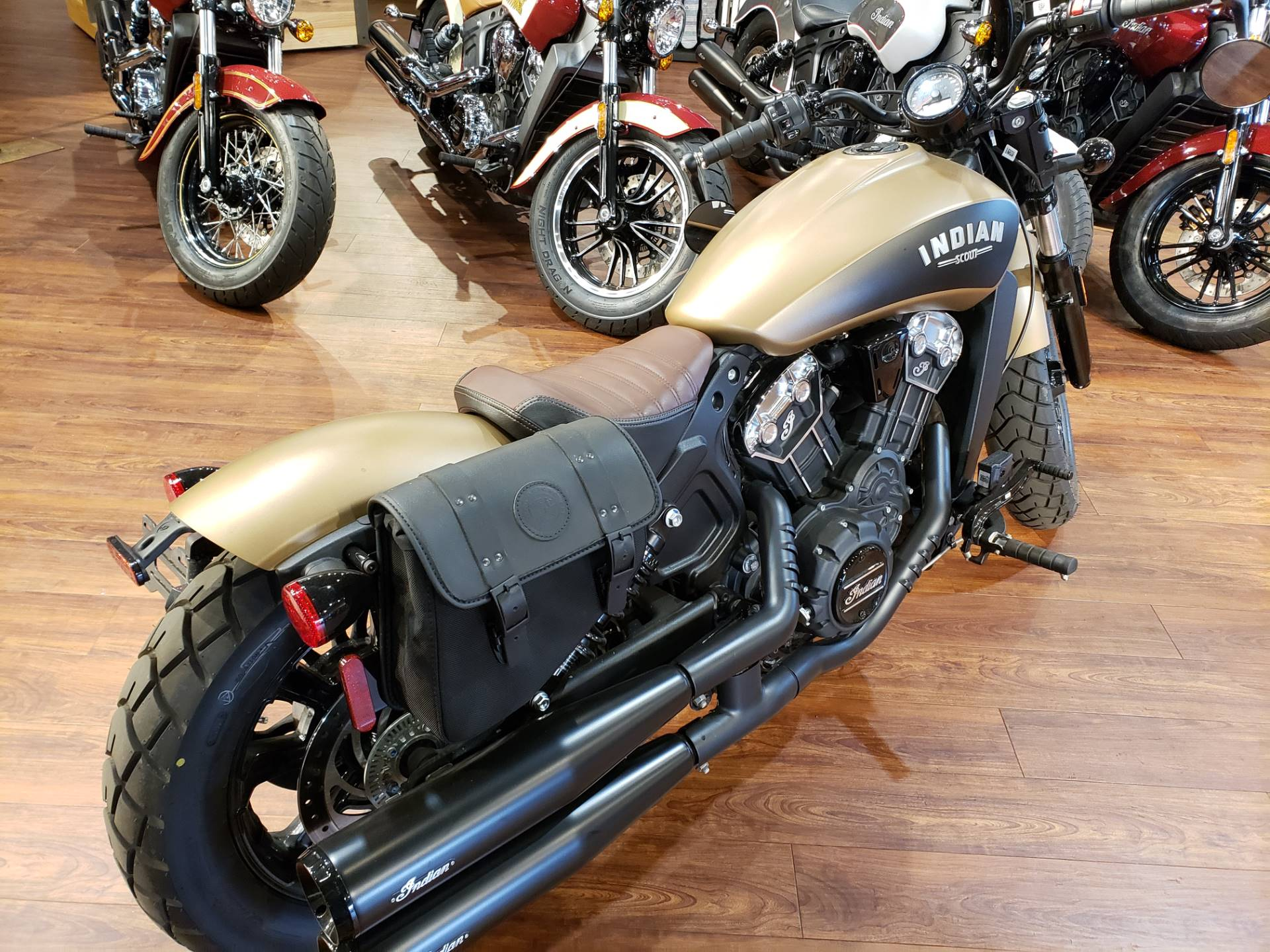 2019 Indian Scout® Bobber ABS Icon Series in San Diego, California - Photo 5