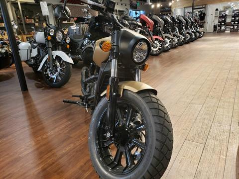 2019 Indian Scout® Bobber ABS Icon Series in San Diego, California - Photo 6