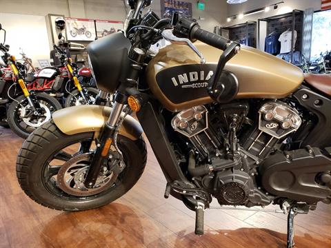 2019 Indian Scout® Bobber ABS Icon Series in San Diego, California - Photo 8