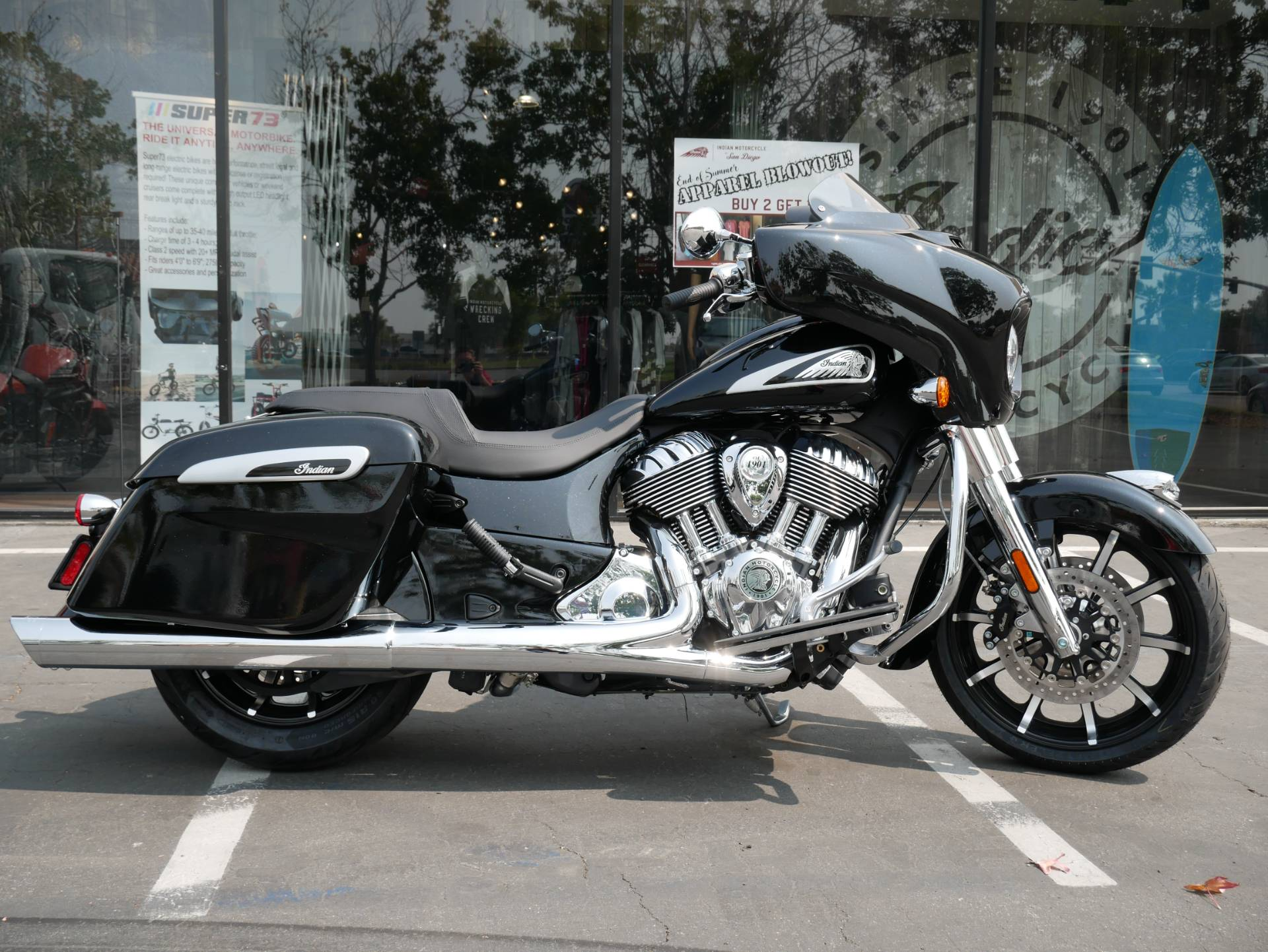 2021 Indian Chieftain® Limited in San Diego, California - Photo 1