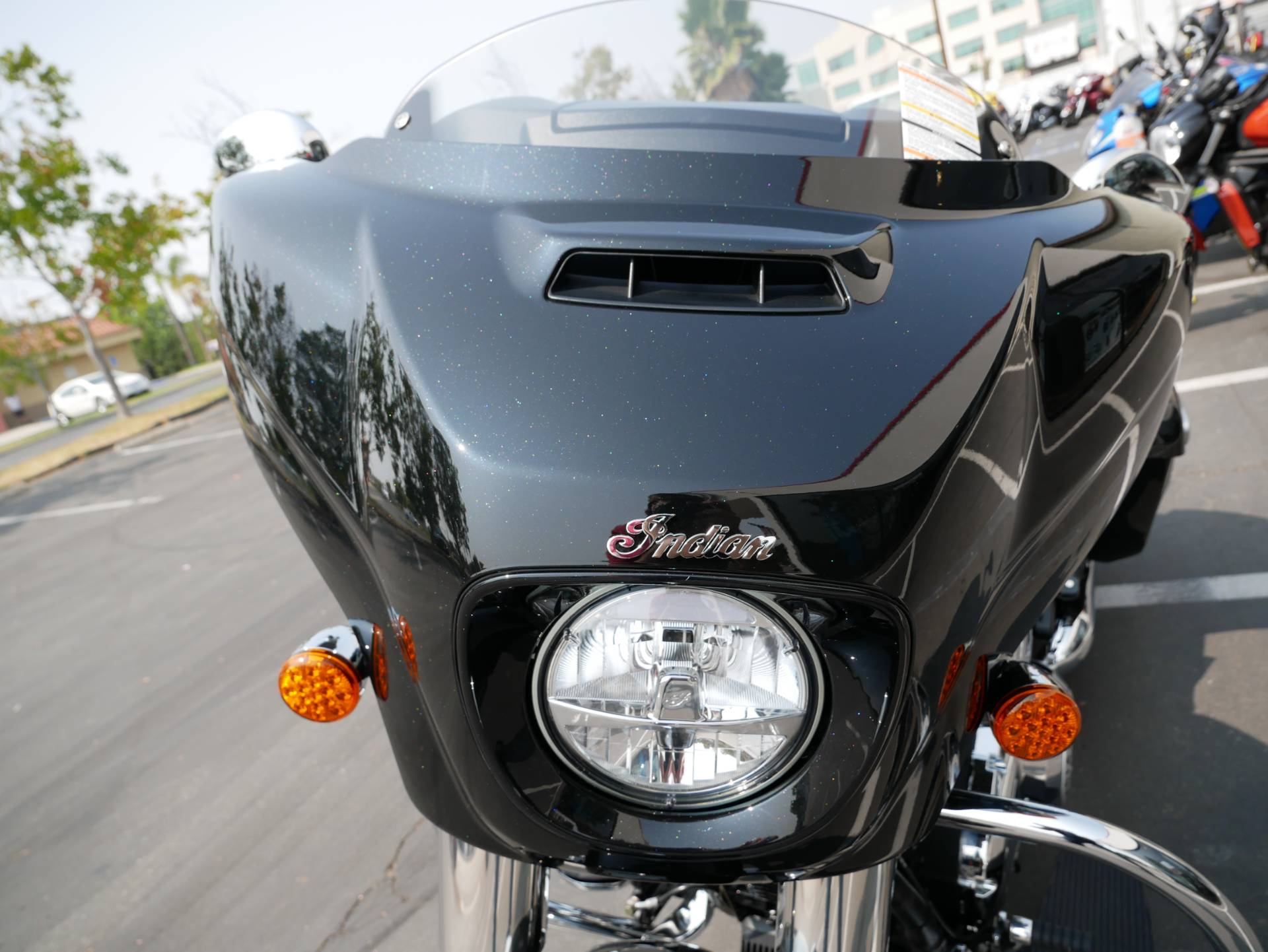 2021 Indian Chieftain® Limited in San Diego, California - Photo 16