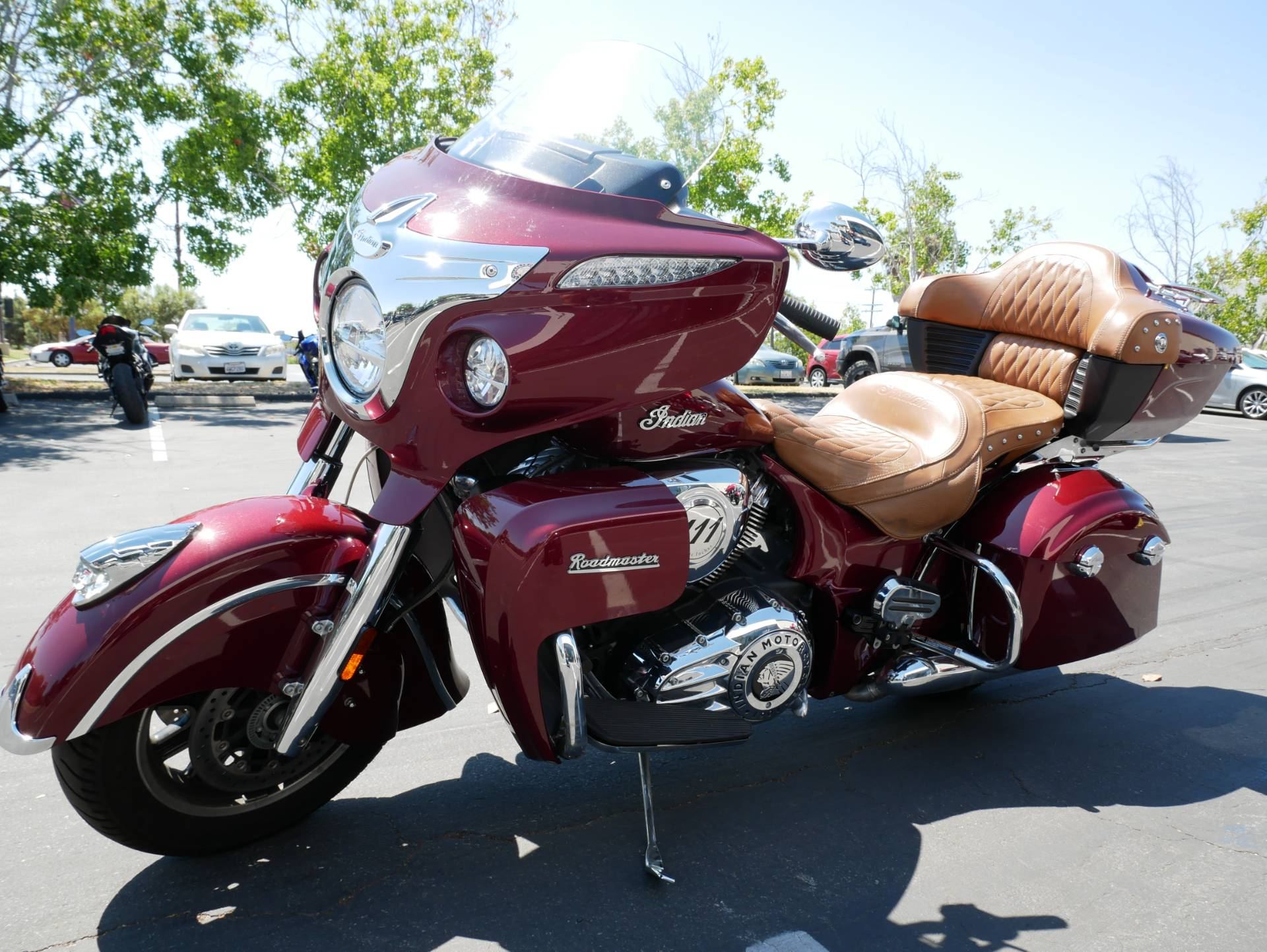2019 Indian Roadmaster® ABS in San Diego, California - Photo 11
