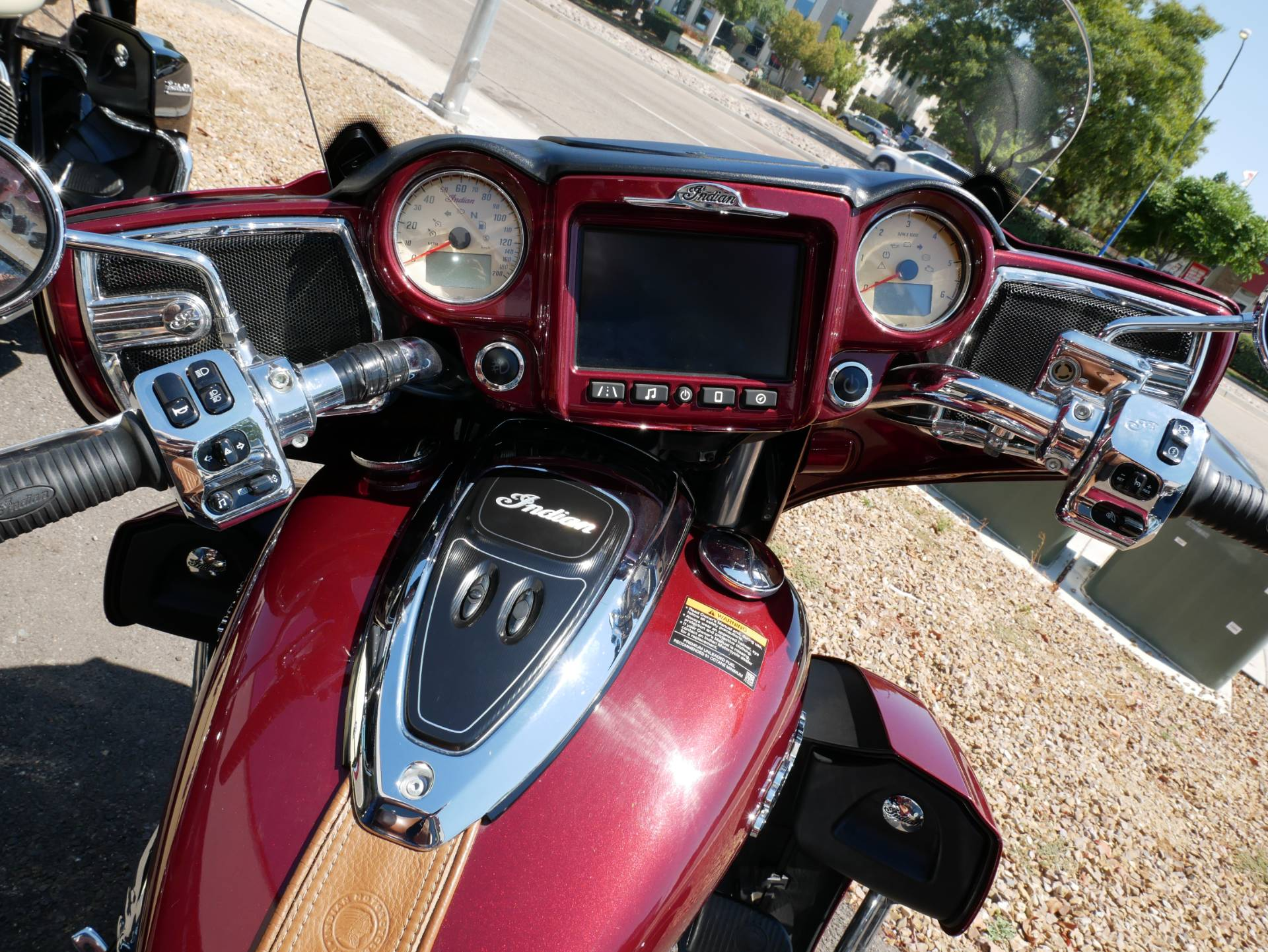 2019 Indian Roadmaster® ABS in San Diego, California - Photo 13