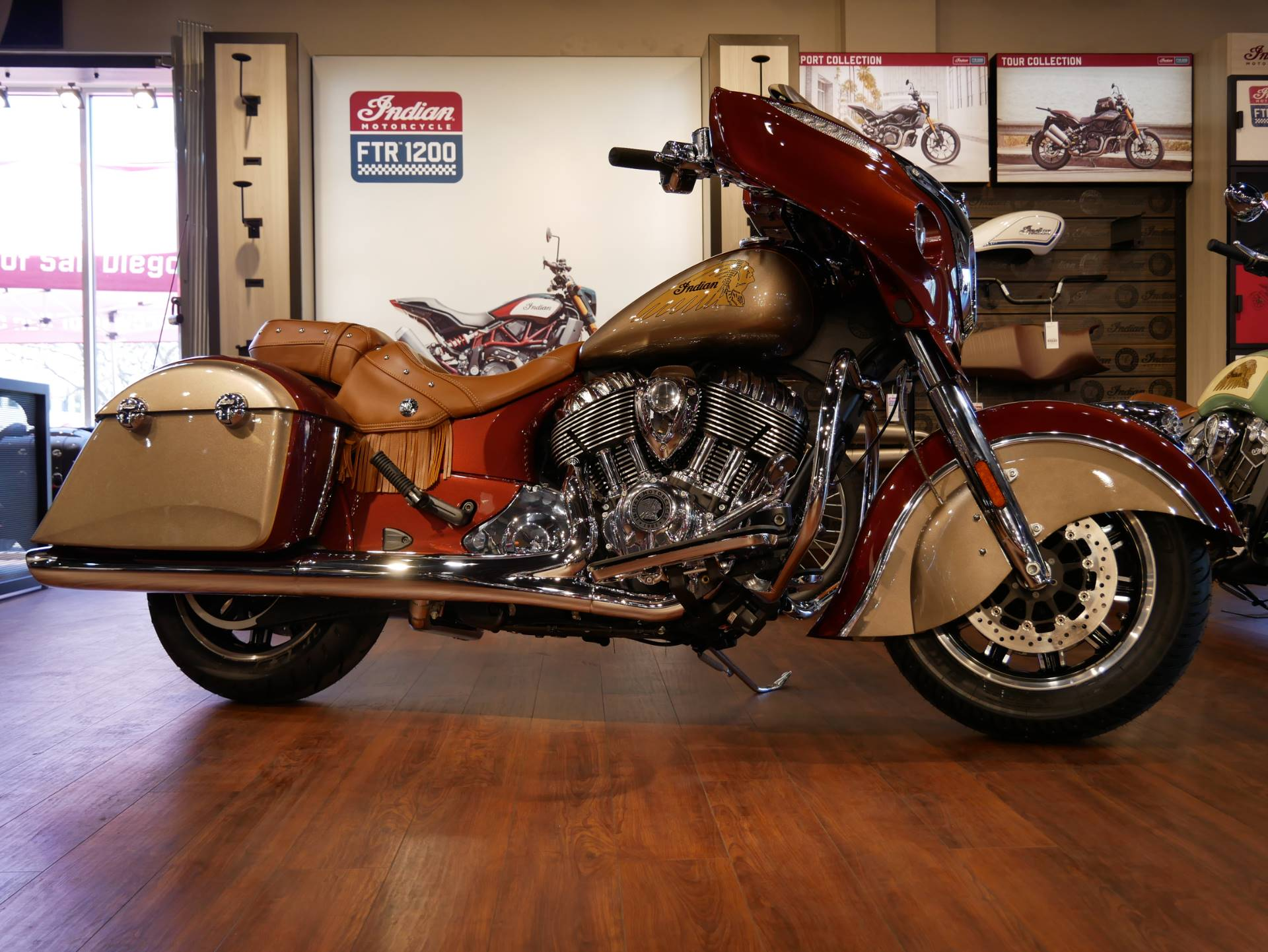 2019 Indian Chieftain® Classic Icon Series in San Diego, California - Photo 9