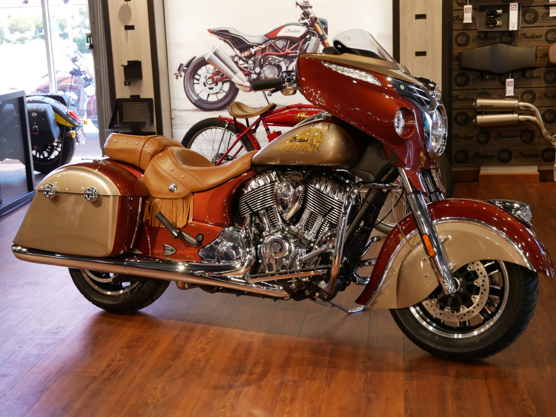 2019 Indian Chieftain® Classic Icon Series in San Diego, California - Photo 16