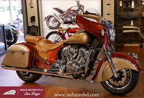 2019 Indian Chieftain® Classic Icon Series in San Diego, California - Photo 17