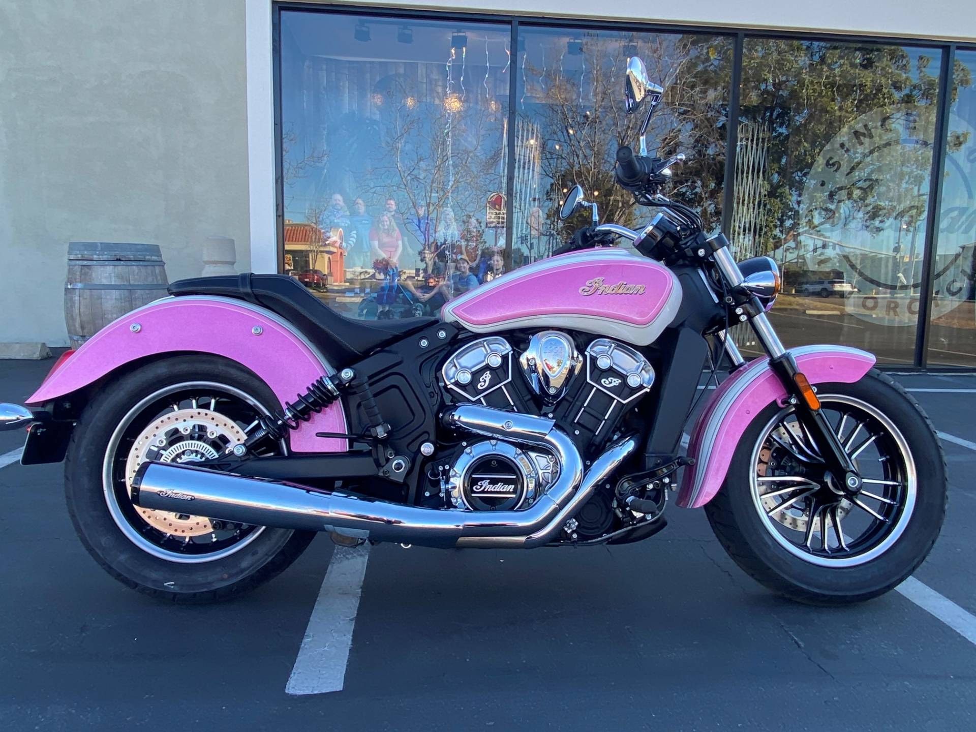 2021 Indian Scout® ABS in San Diego, California - Photo 1