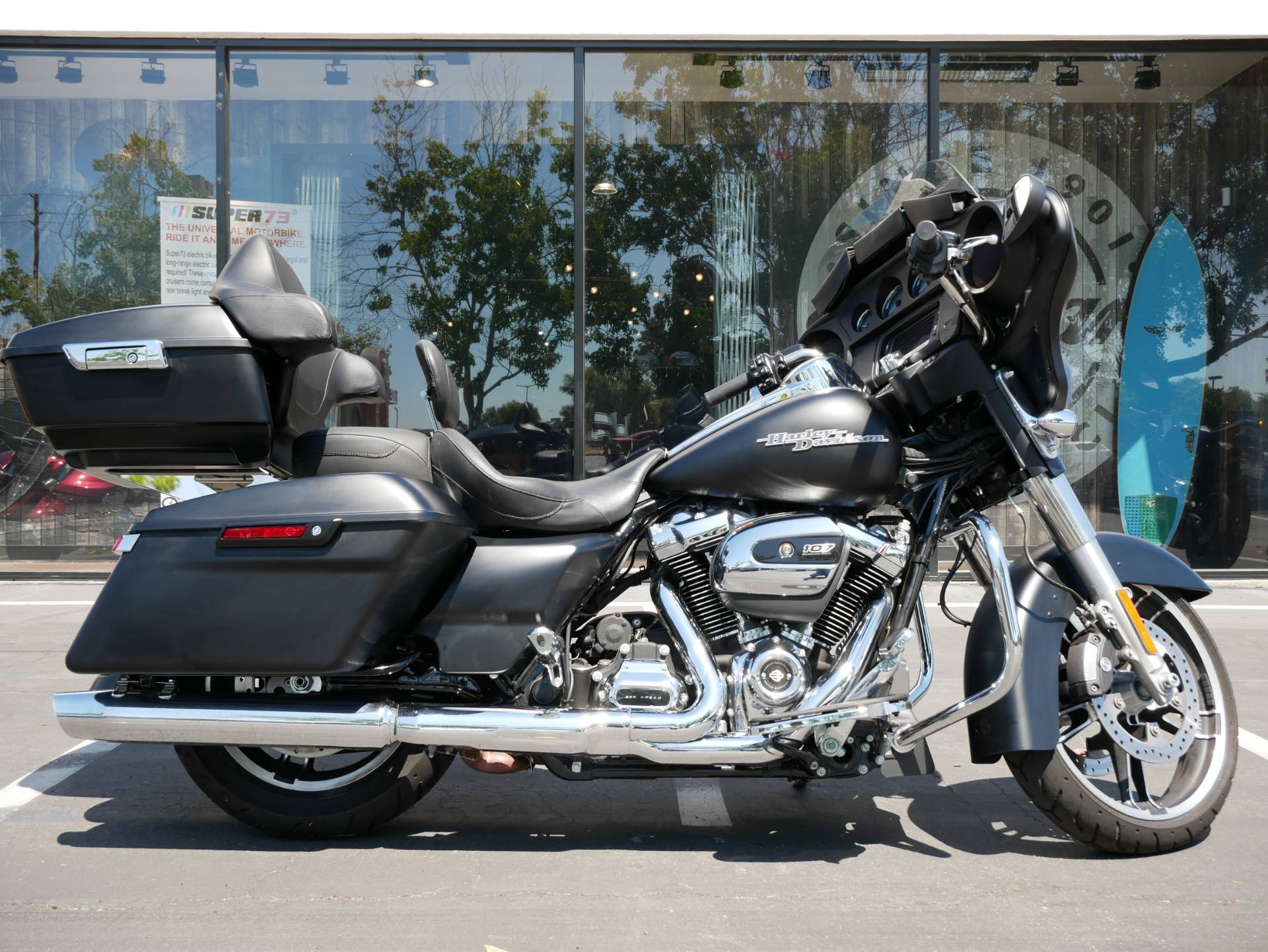2017 Harley-Davidson Street Glide® Special in San Diego, California - Photo 1