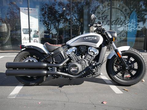 2021 Indian Scout® Bobber ABS in San Diego, California - Photo 1