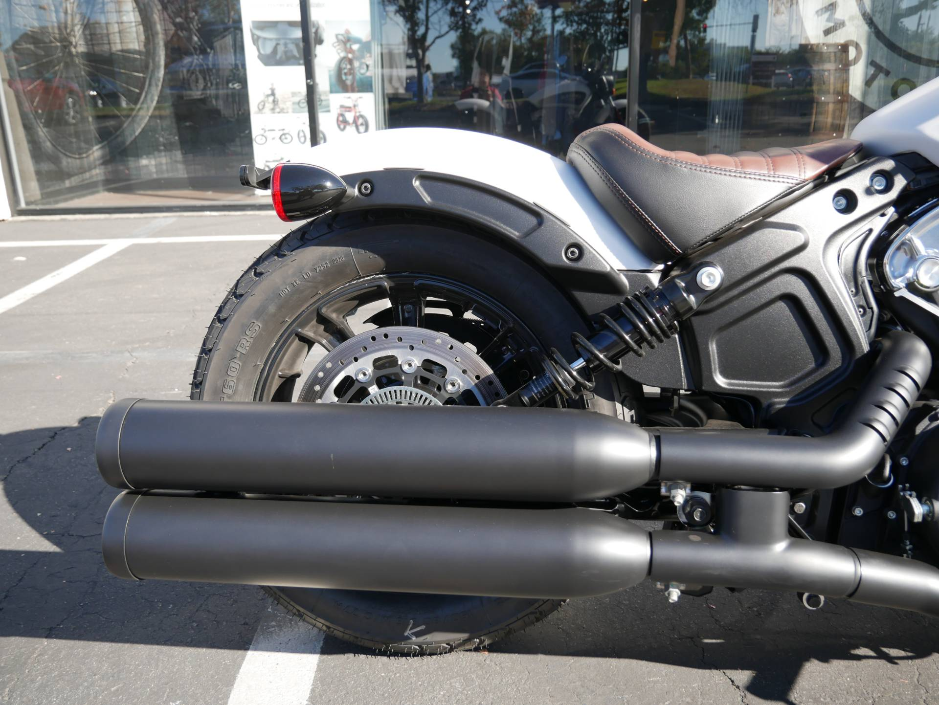2021 Indian Scout® Bobber ABS in San Diego, California - Photo 5
