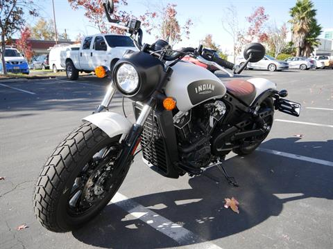 2021 Indian Scout® Bobber ABS in San Diego, California - Photo 8