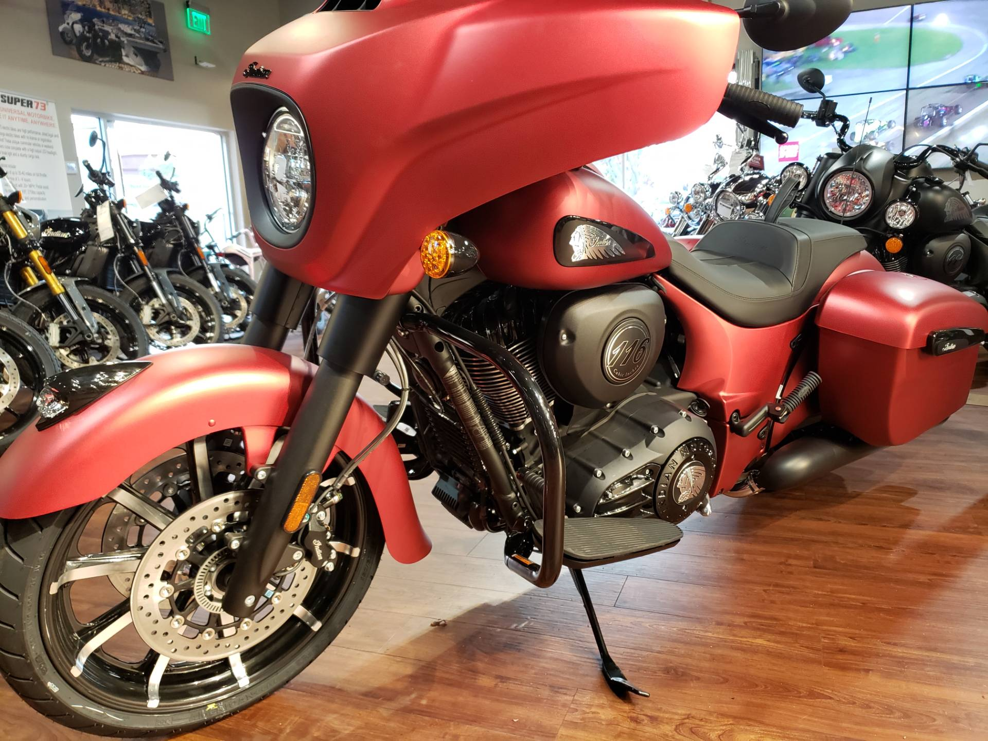 2020 Indian Chieftain® Dark Horse® in San Diego, California - Photo 4