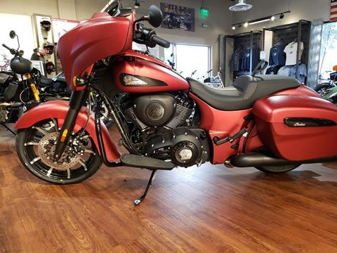 2020 Indian Chieftain® Dark Horse® in San Diego, California - Photo 9