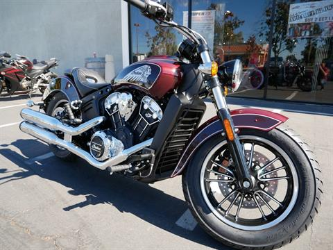 2021 Indian Scout® ABS in San Diego, California - Photo 2