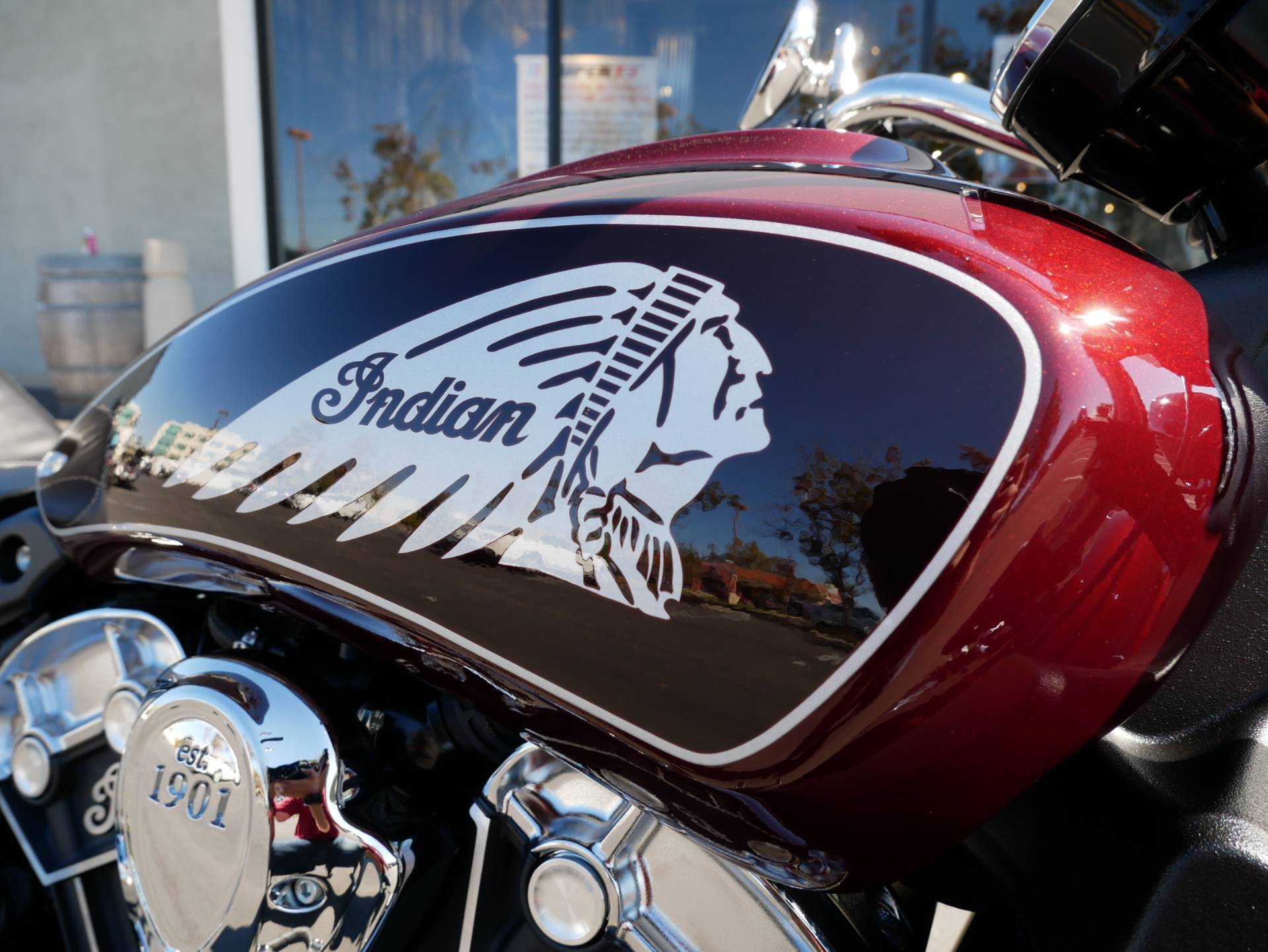 2021 Indian Scout® ABS in San Diego, California - Photo 5