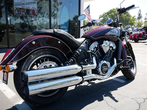 2021 Indian Scout® ABS in San Diego, California - Photo 7