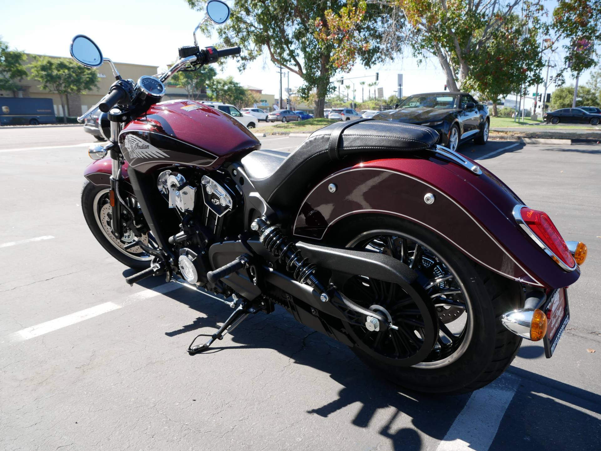 2021 Indian Scout® ABS in San Diego, California - Photo 8