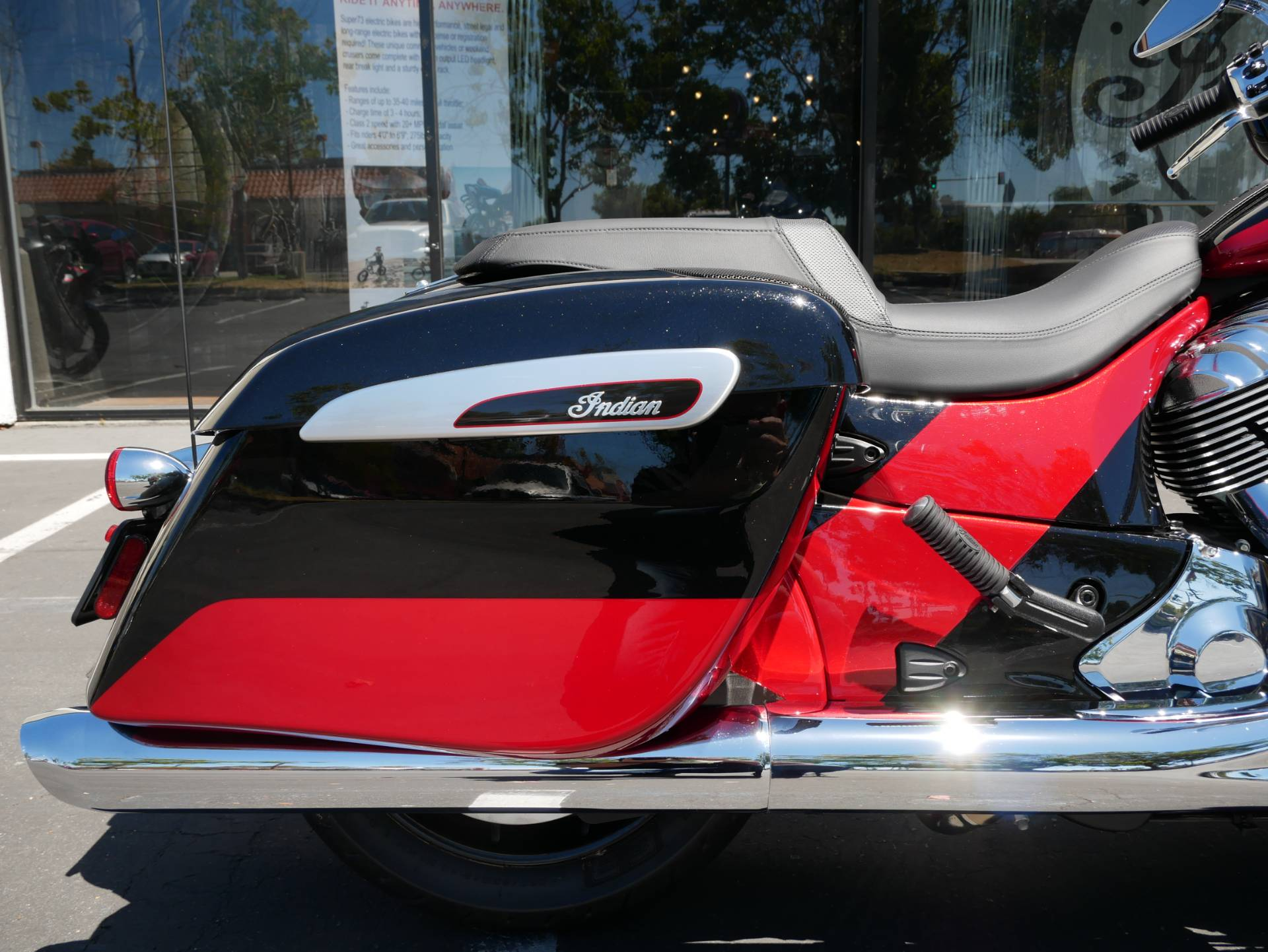 2020 Indian Chieftain® Elite in San Diego, California - Photo 8
