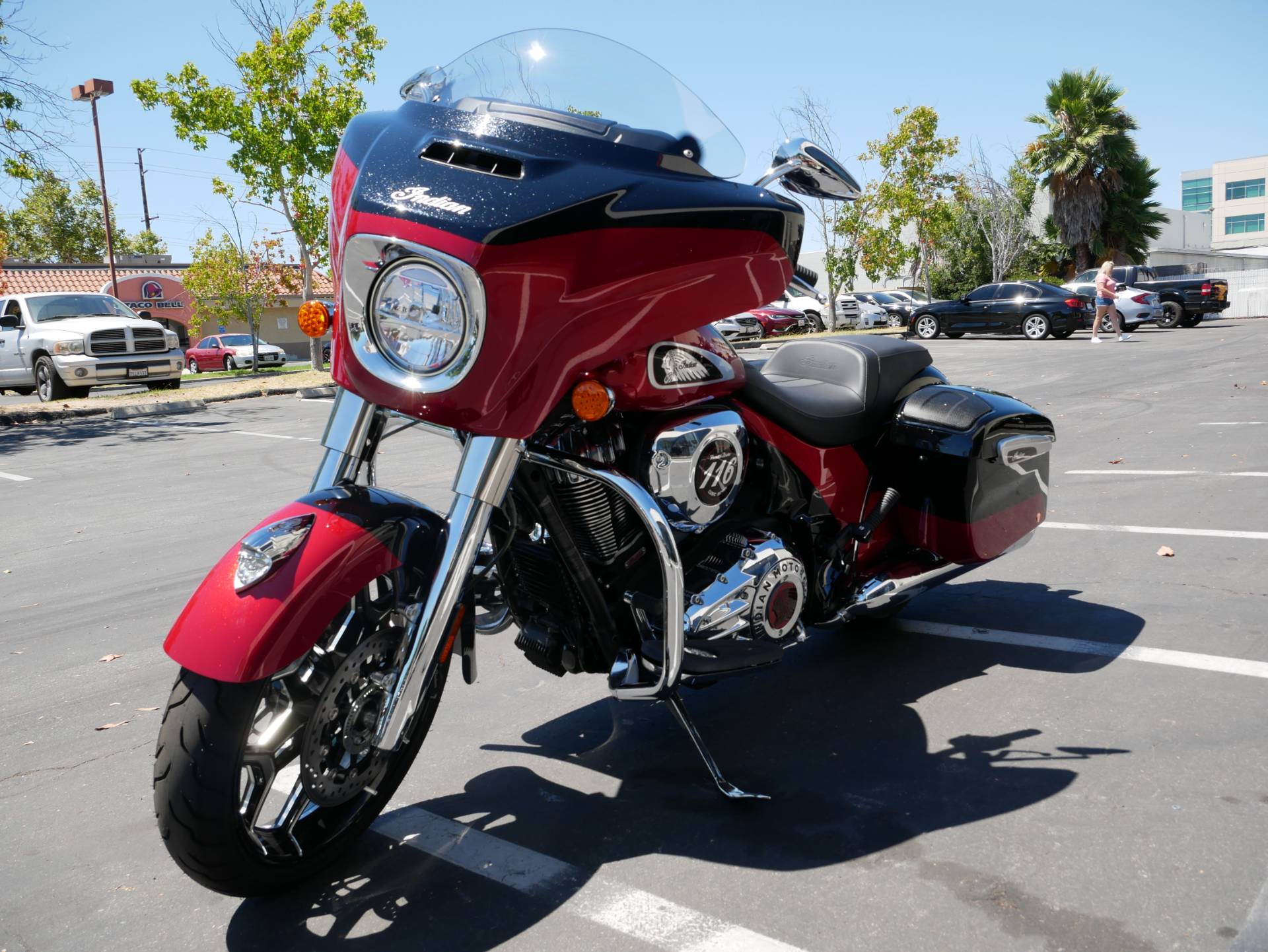 2020 Indian Chieftain® Elite in San Diego, California - Photo 12