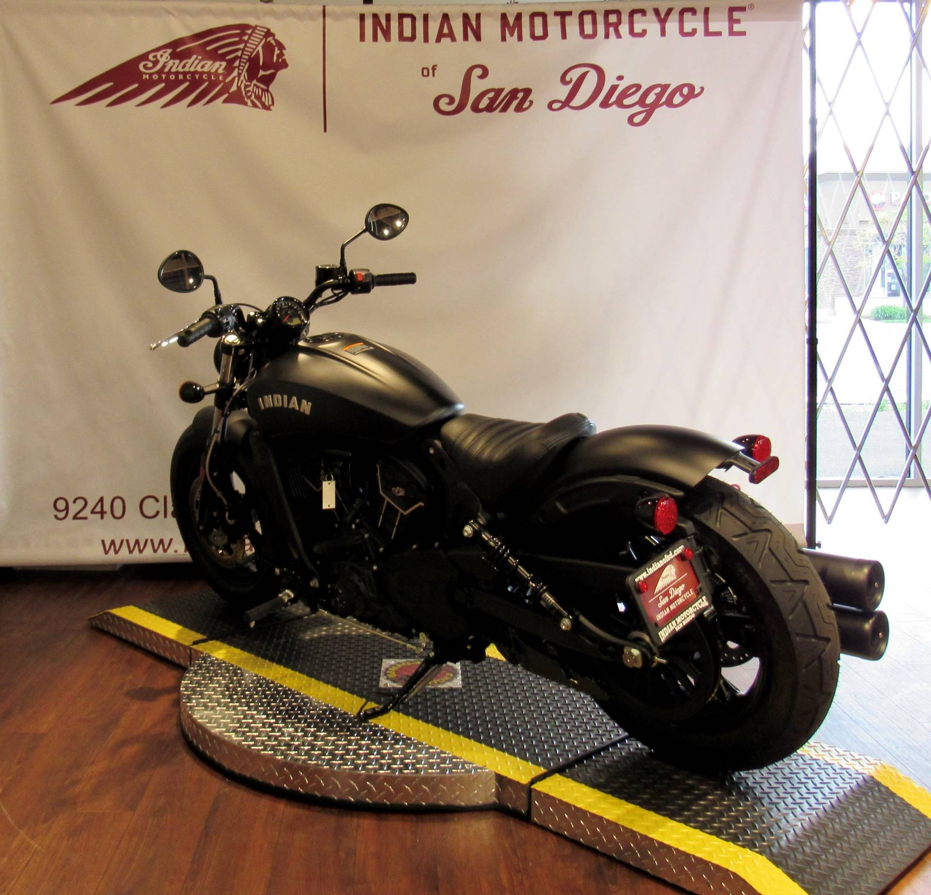 2020 Indian Scout® Bobber Sixty ABS in San Diego, California - Photo 3