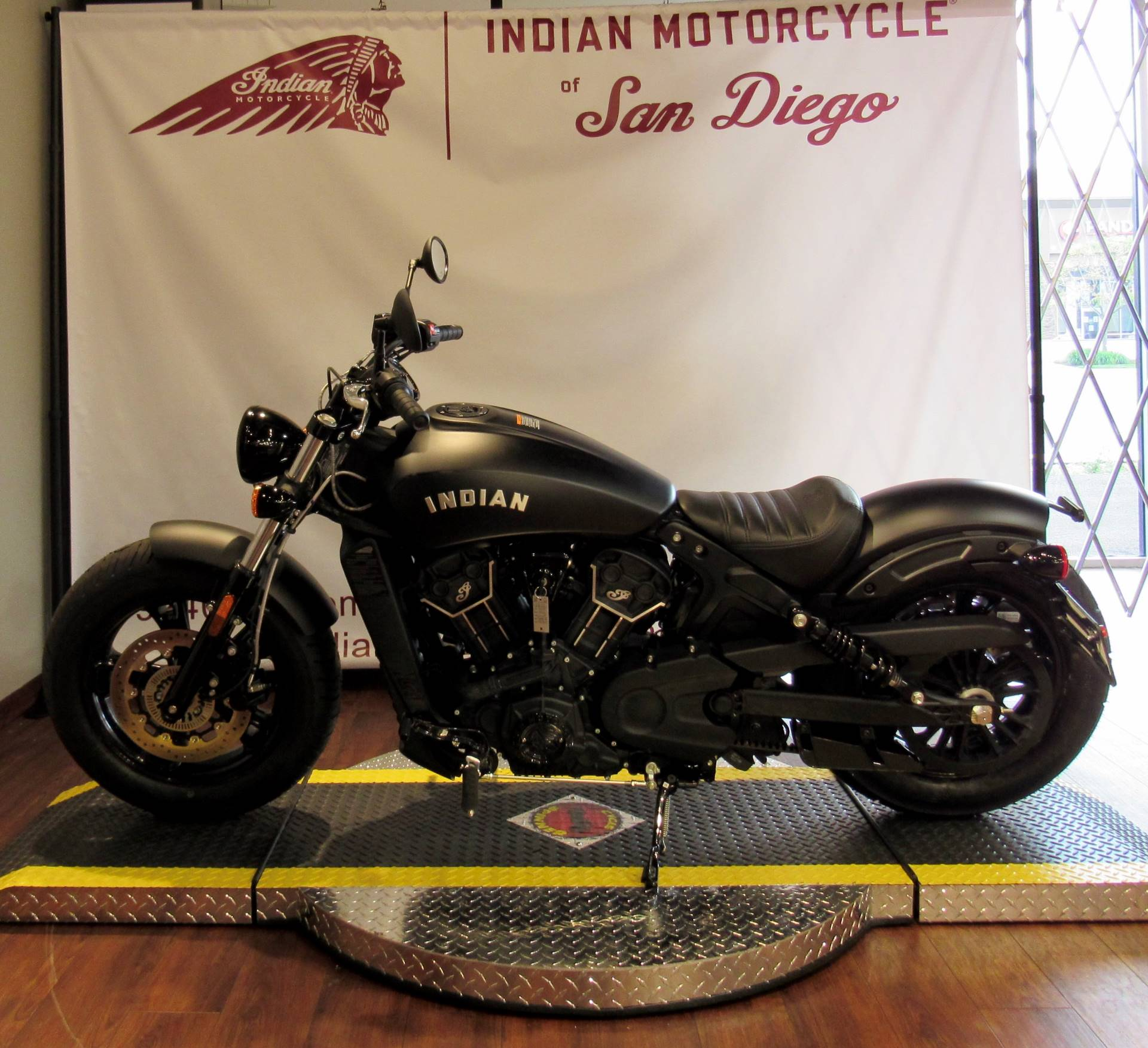 2020 Indian Scout® Bobber Sixty ABS in San Diego, California - Photo 4