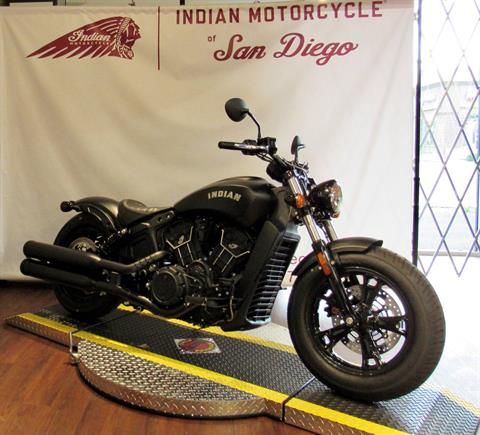 2020 Indian Scout® Bobber Sixty ABS in San Diego, California - Photo 7