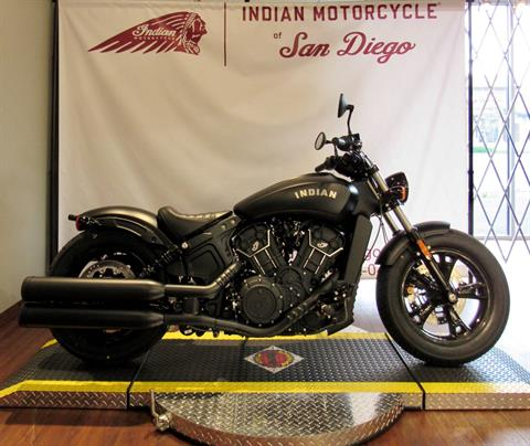 2020 Indian Scout® Bobber Sixty ABS in San Diego, California - Photo 1