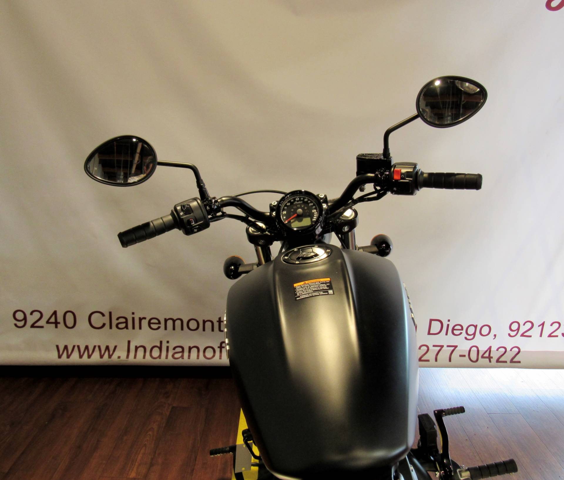 2020 Indian Scout® Bobber Sixty ABS in San Diego, California - Photo 12