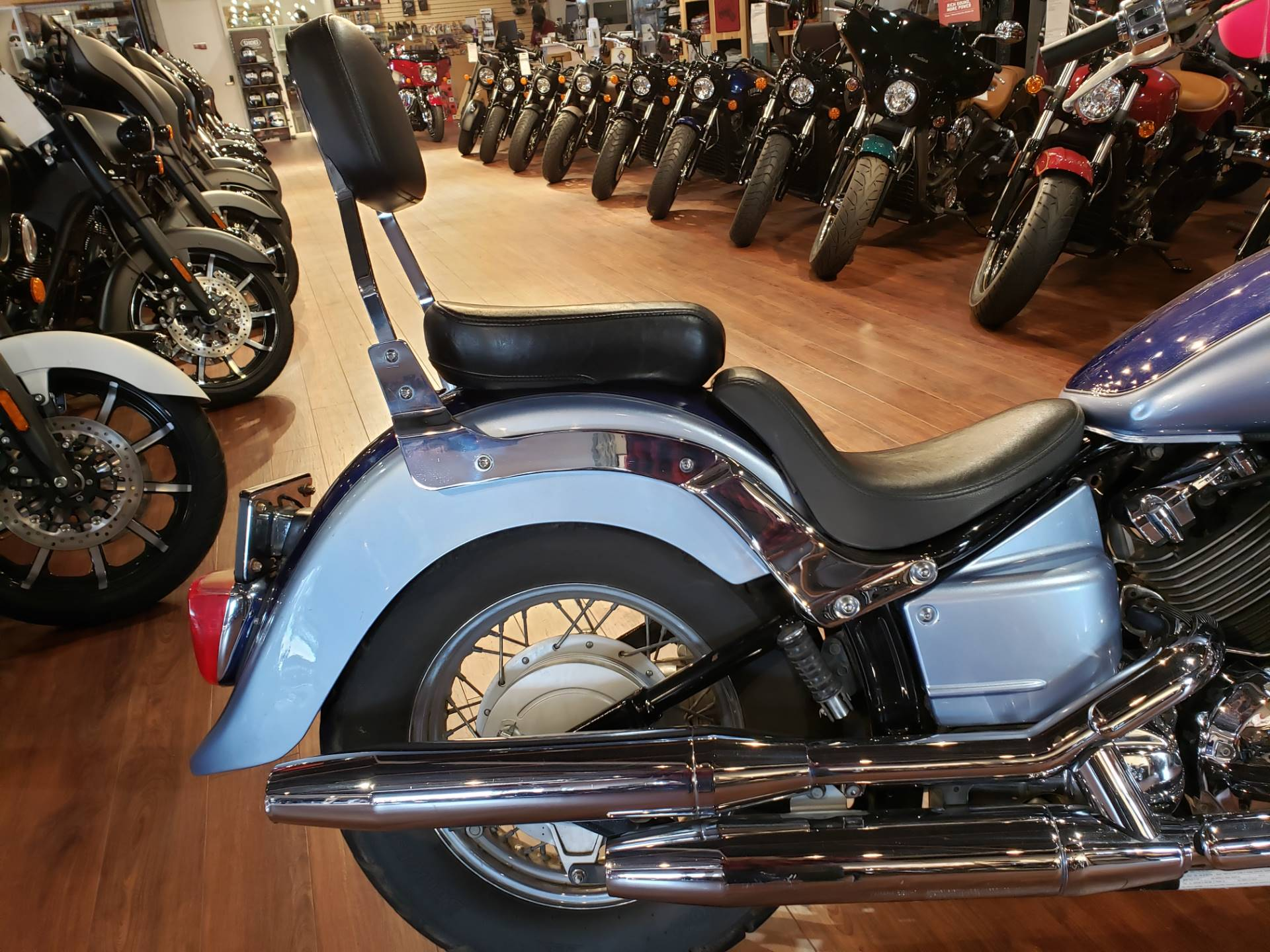 2004 Yamaha V Star® Classic in San Diego, California - Photo 5