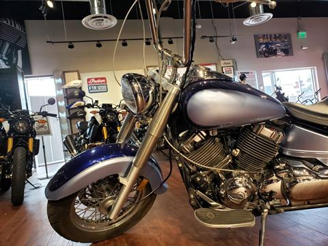 2004 Yamaha V Star® Classic in San Diego, California - Photo 9
