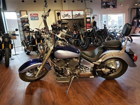 2004 Yamaha V Star® Classic in San Diego, California - Photo 10