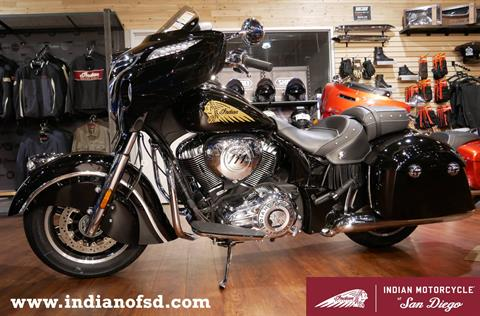 2019 Indian Chieftain® Classic ABS in San Diego, California - Photo 1