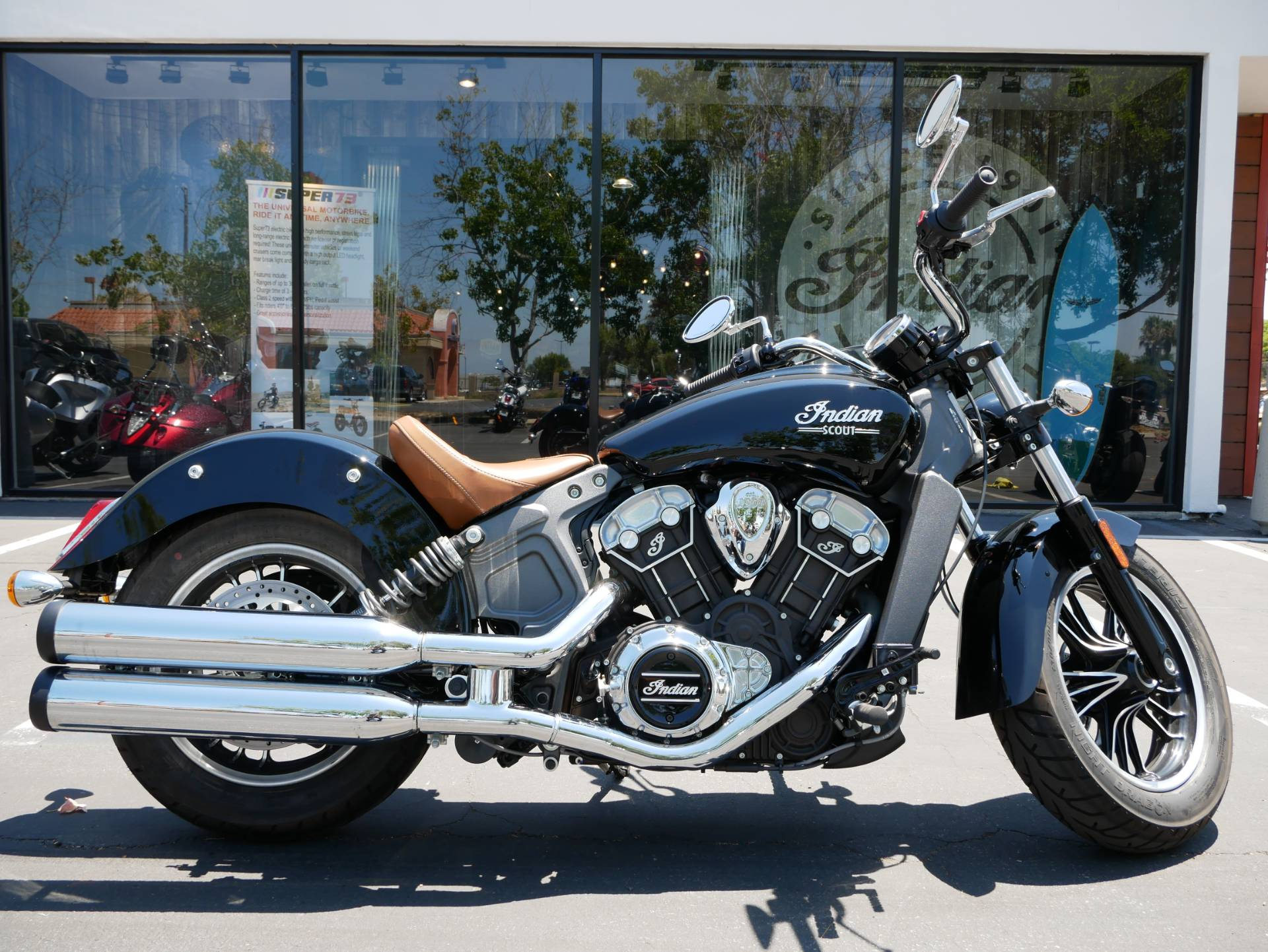 2019 Indian Scout® ABS in San Diego, California - Photo 1