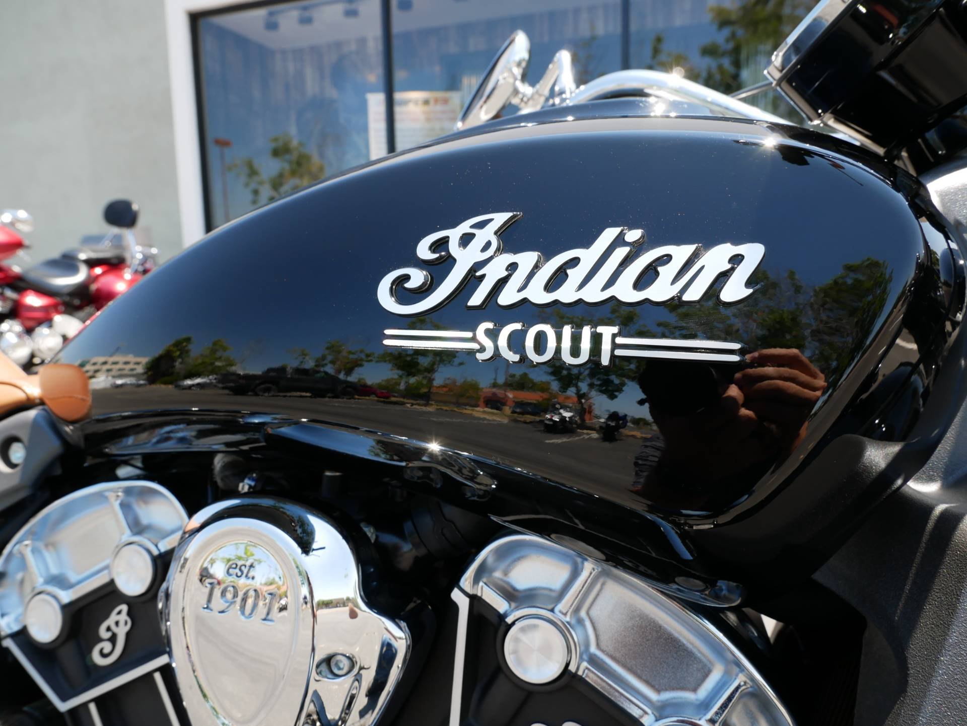 2019 Indian Scout® ABS in San Diego, California - Photo 3