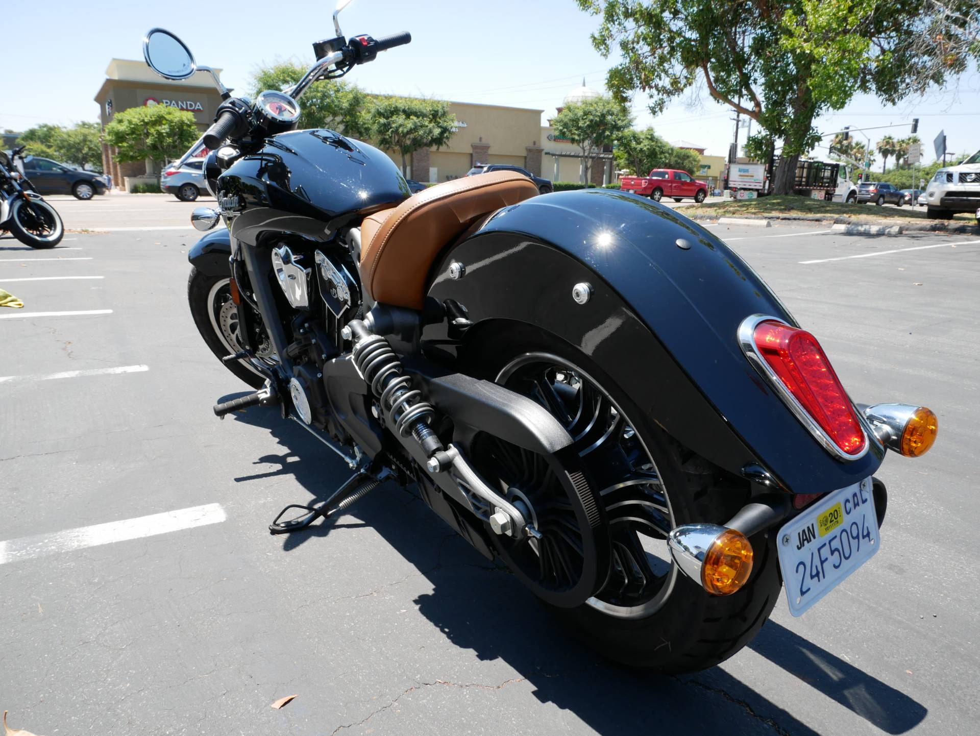2019 Indian Scout® ABS in San Diego, California - Photo 7