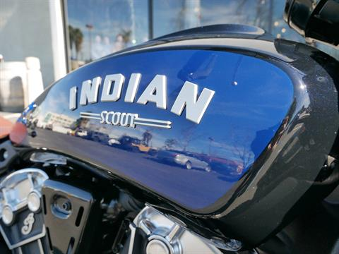 2021 Indian Scout® Bobber ABS Icon in San Diego, California - Photo 3