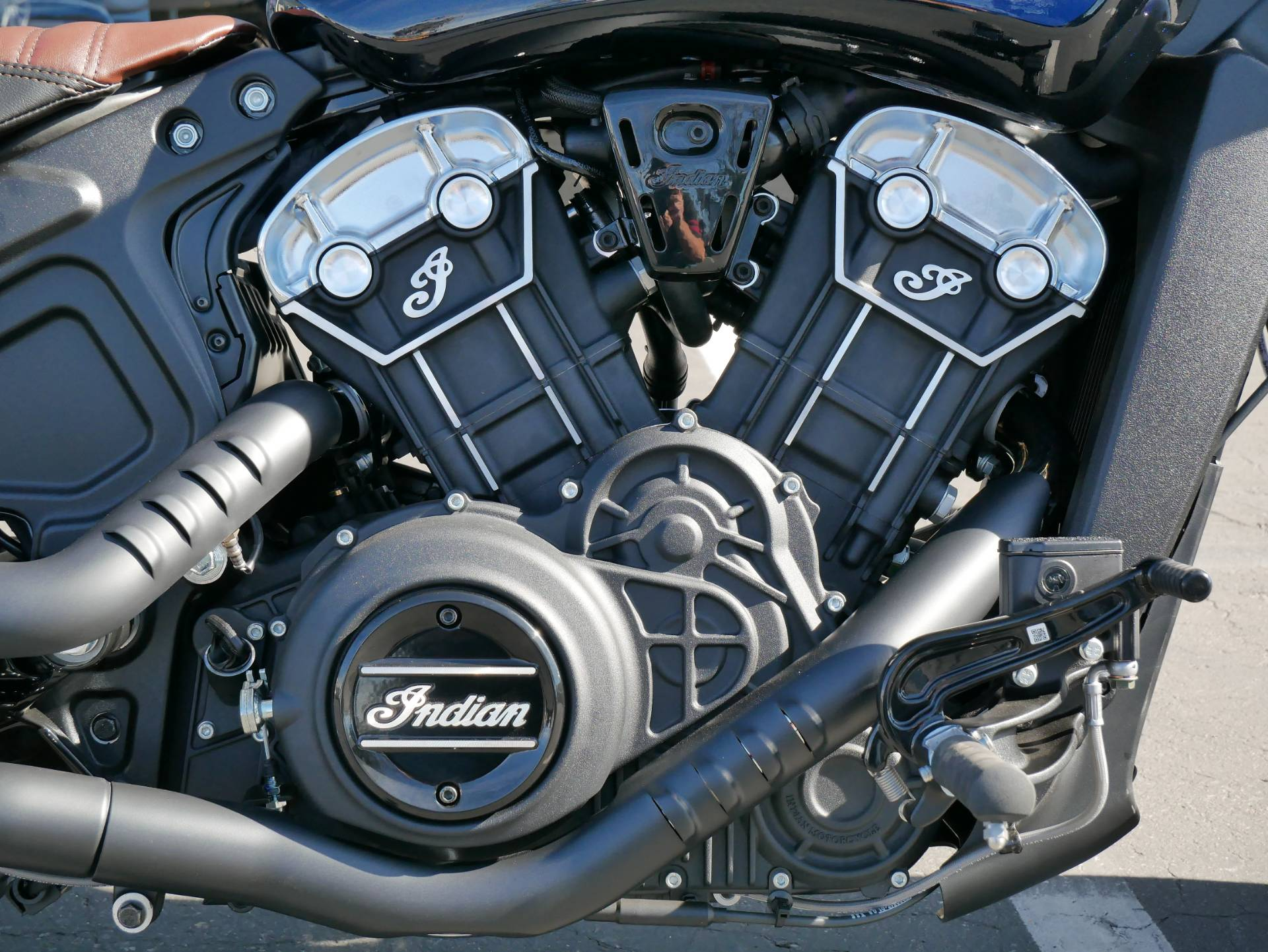 2021 Indian Scout® Bobber ABS Icon in San Diego, California - Photo 4
