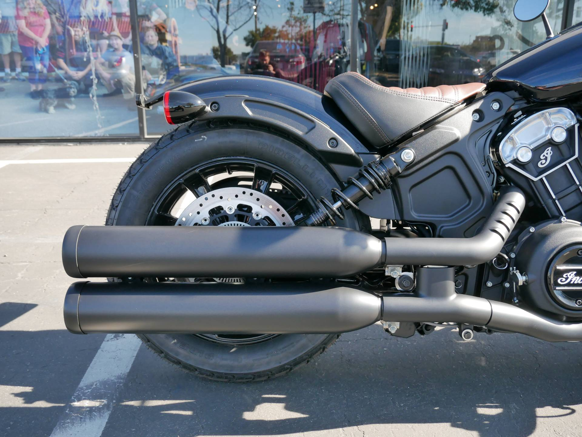 2021 Indian Scout® Bobber ABS Icon in San Diego, California - Photo 5