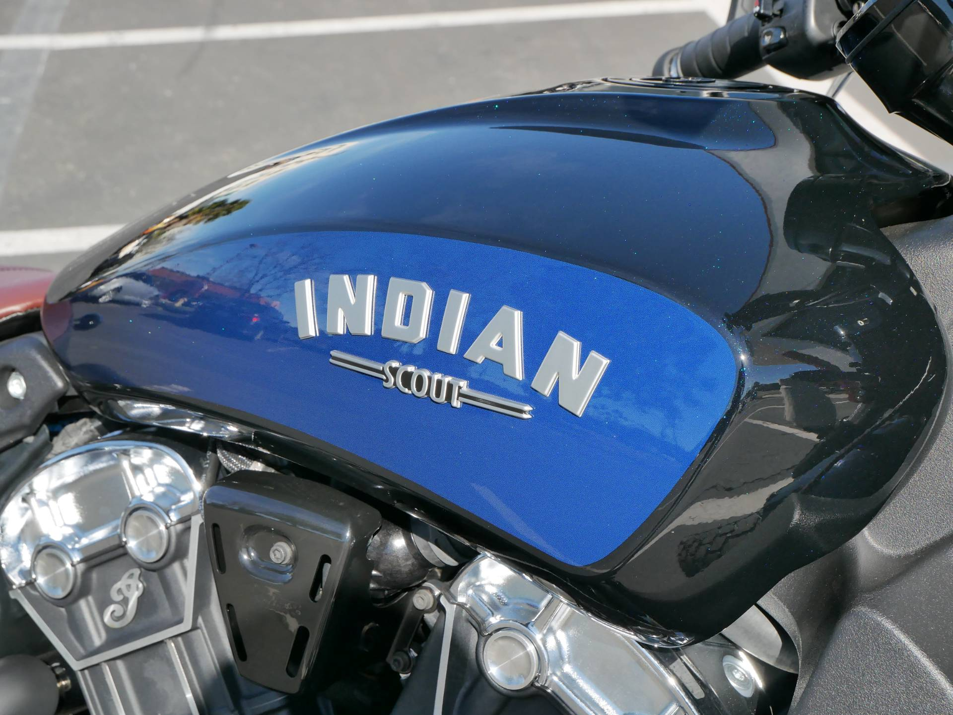 2021 Indian Scout® Bobber ABS Icon in San Diego, California - Photo 11