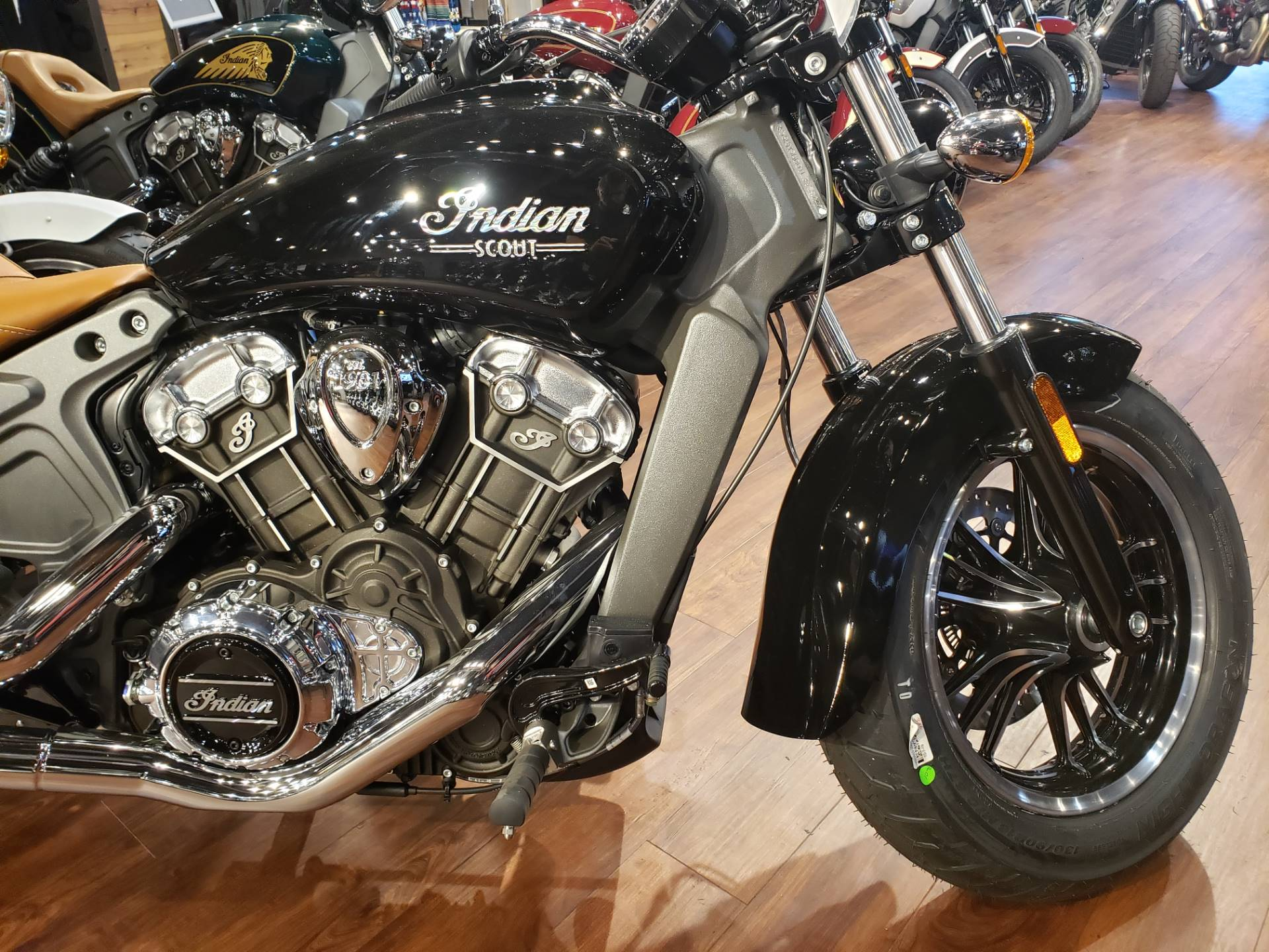 2020 Indian Scout® ABS in San Diego, California - Photo 2