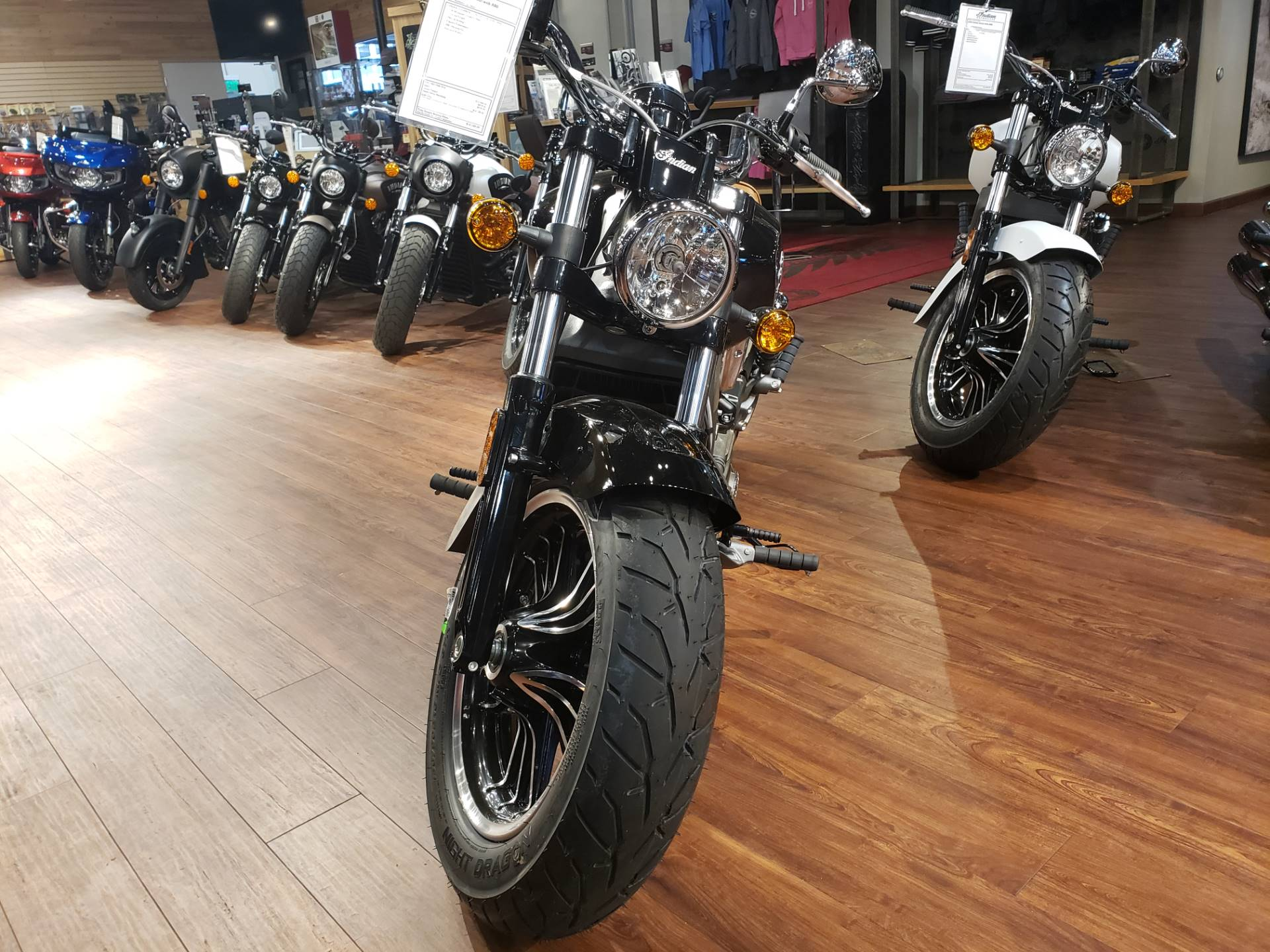 2020 Indian Scout® ABS in San Diego, California - Photo 6