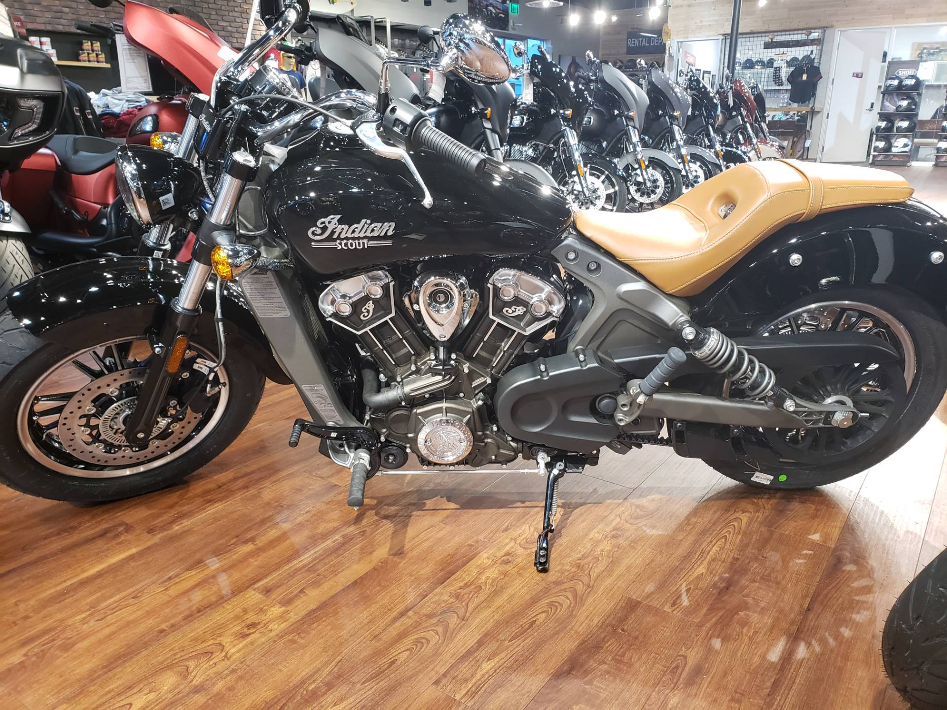 2020 Indian Scout® ABS in San Diego, California - Photo 9