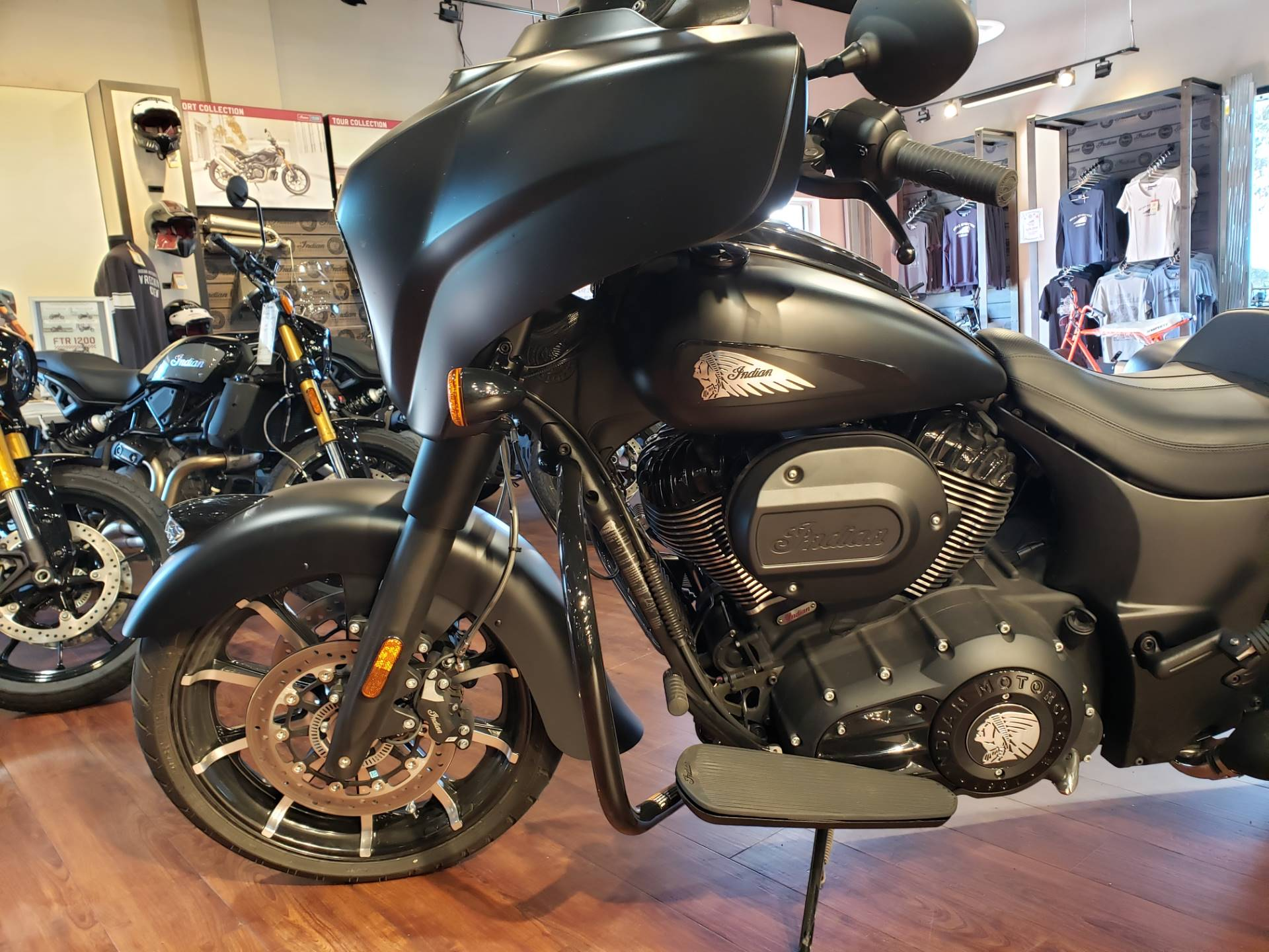 2019 Indian Chieftain® Dark Horse® ABS in San Diego, California - Photo 8