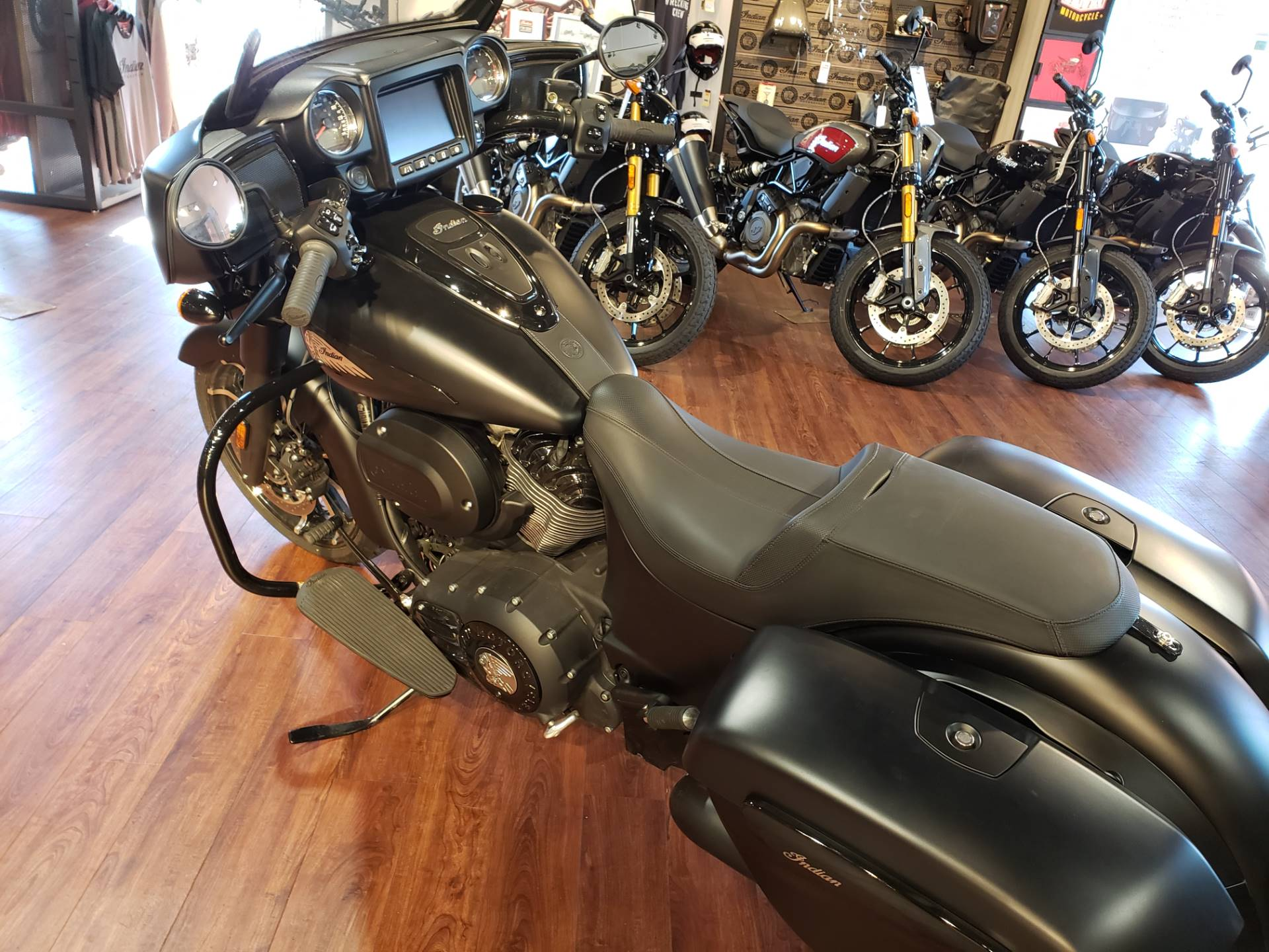 2019 Indian Chieftain® Dark Horse® ABS in San Diego, California - Photo 11