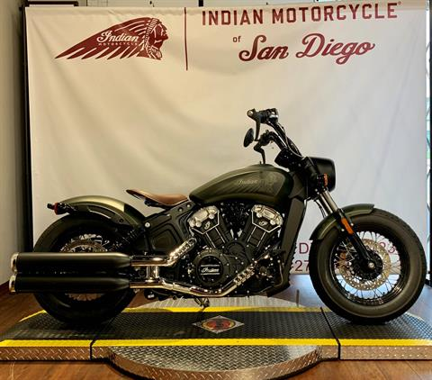 2020 Indian Scout® Bobber Twenty ABS in San Diego, California - Photo 1