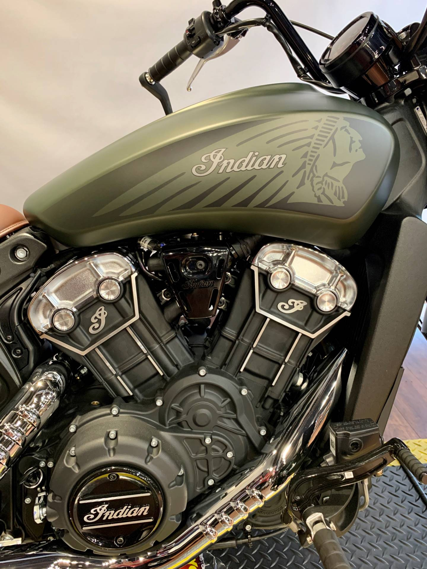 2020 Indian Scout® Bobber Twenty ABS in San Diego, California - Photo 8