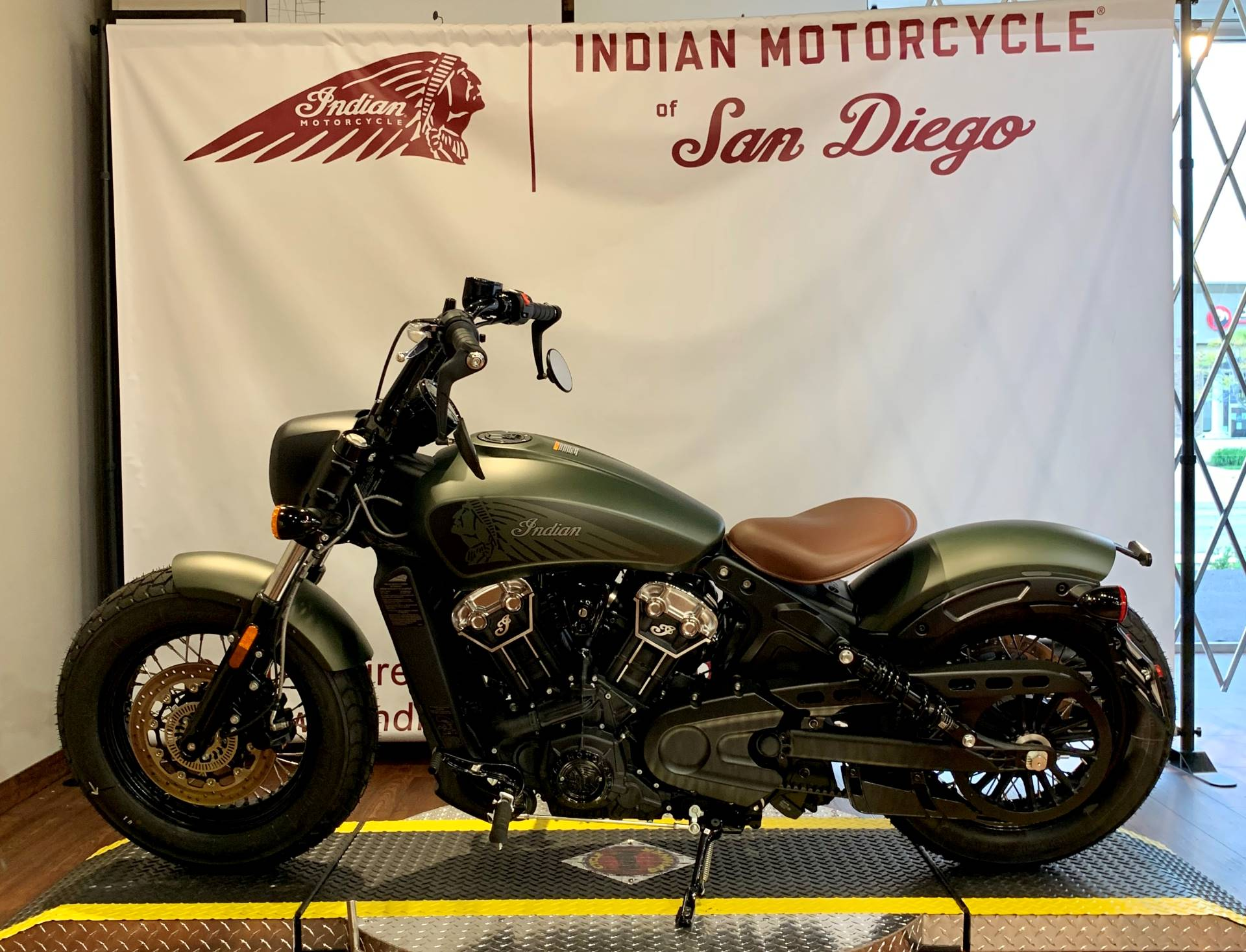 2020 Indian Scout® Bobber Twenty ABS in San Diego, California - Photo 5